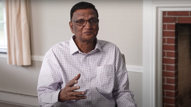 India For Christ Ministries Founder
